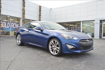 Paramount Kia Hickory >> Hyundai Genesis Coupe For Sale - Carsforsale.com