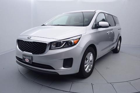 2017 Kia Sedona for sale in Hickory NC