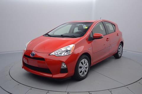 2012 Toyota Prius c for sale in Hickory NC