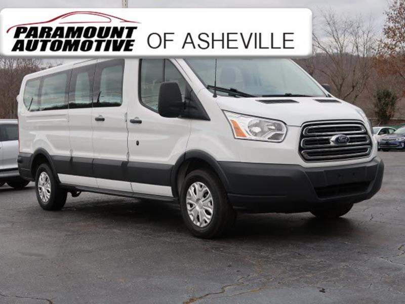 2017 Ford Transit Wagon For Sale In Asheville NC
