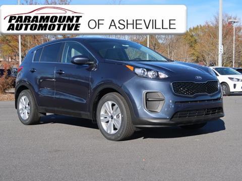 2018 Kia Sportage for sale in Asheville, NC