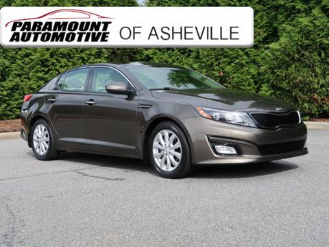 2014 Kia Optima for sale in Asheville, NC