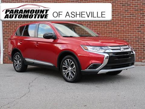 2018 Mitsubishi Outlander for sale in Asheville, NC