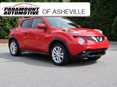 2015 Nissan JUKE for sale in Asheville, NC
