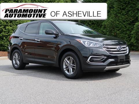 2017 Hyundai Santa Fe Sport for sale in Asheville, NC