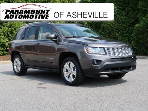 2016 Jeep Compass for sale in Asheville, NC
