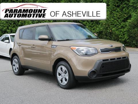 2015 Kia Soul for sale in Asheville, NC
