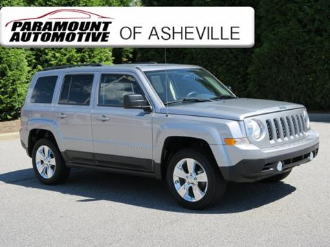 2016 Jeep Patriot for sale in Asheville, NC