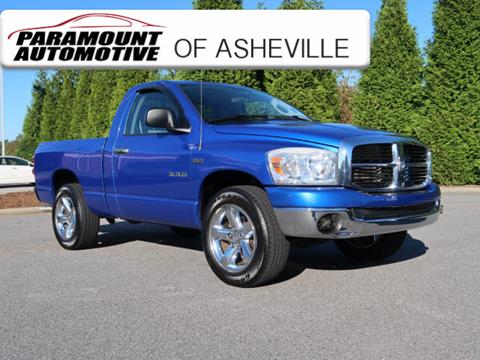 2008 Dodge Ram Pickup 1500 for sale in Asheville, NC