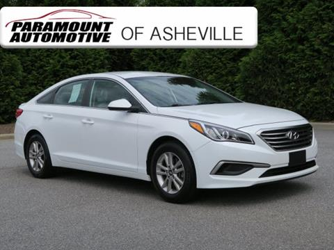 2016 Hyundai Sonata for sale in Asheville, NC