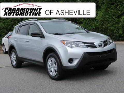 2013 Toyota RAV4 for sale in Asheville, NC
