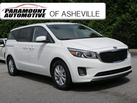 2017 Kia Sedona for sale in Asheville, NC