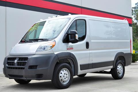 2015 RAM ProMaster Cargo for sale in Winter Garden, FL