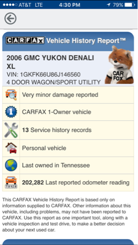 2006 GMC Yukon XL Denali AWD 4dr SUV - Knoxville TN
