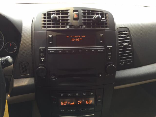 2005 Cadillac CTS 3.6 4dr Sedan - Knoxville TN