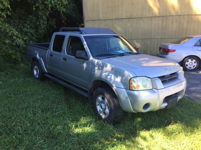 2004 Nissan Frontier 4dr Crew Cab XE-V6 Rwd LB - Knoxville TN