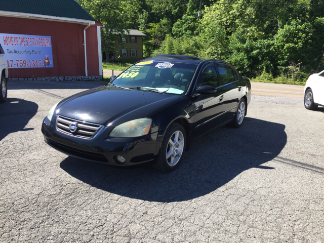 2004 Nissan Altima 3.5 SE 4dr Sedan - Knoxville TN