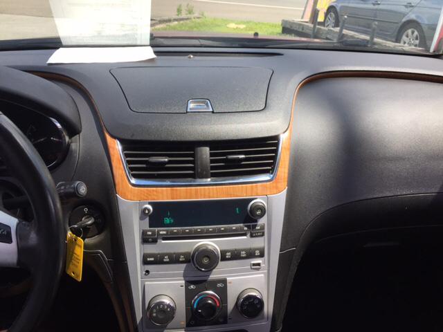 2011 Chevrolet Malibu LT 4dr Sedan w/2LT - Knoxville TN