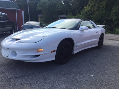 1998 Pontiac Firebird for sale in Knoxville, TN