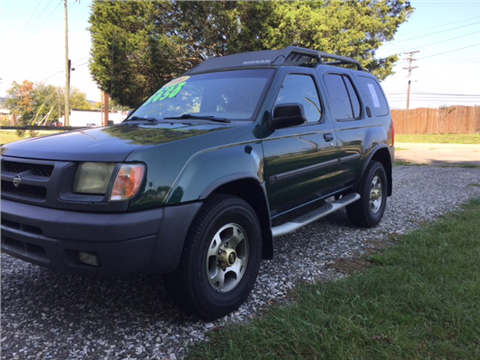 2000 Nissan Xterra for sale in Knoxville, TN