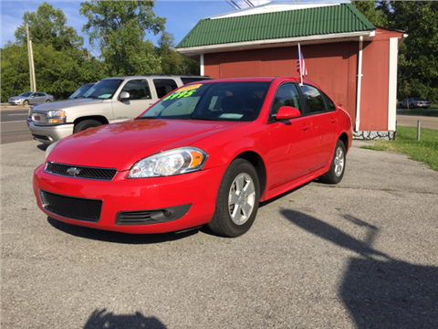 2011 Chevrolet Impala for sale in Knoxville, TN