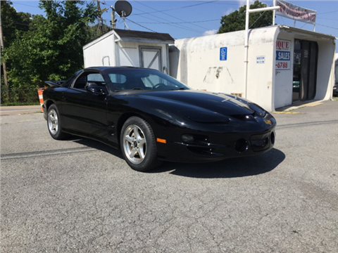 1999 Pontiac Firebird Trans Am for sale in Knoxville, TN