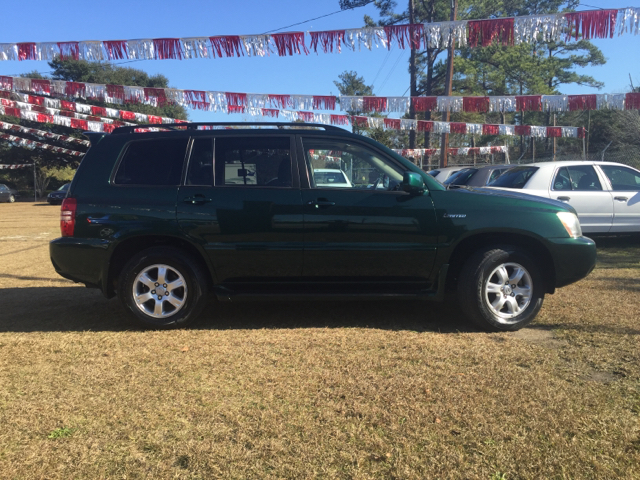2002 Toyota Highlander Limited AWD 4dr SUV - Florence SC