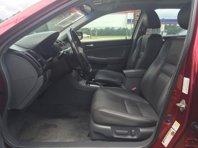 2006 Honda Accord EX V 6 4dr Sedan 5A - Florence SC