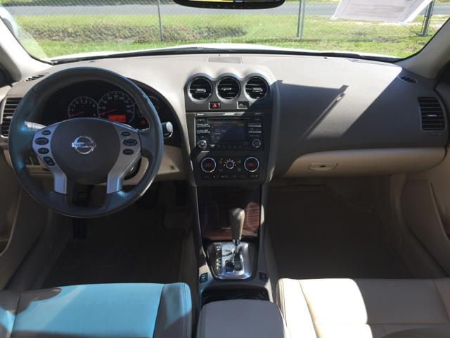 2012 Nissan Altima 2.5 SL 4dr Sedan - Florence SC