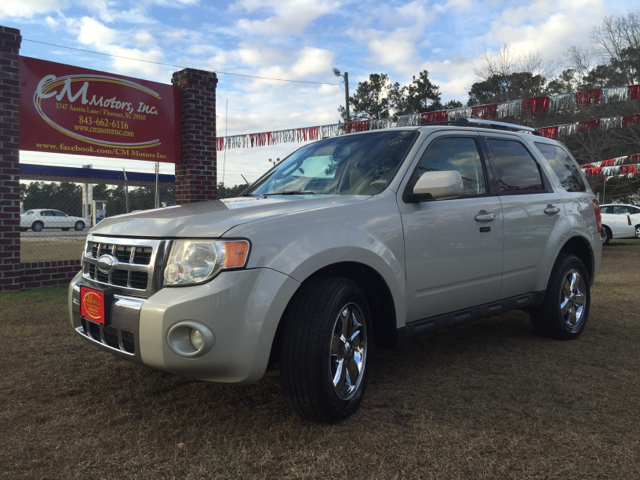 2009 ford escape limited awd 4dr suv v6 in florence sc c
