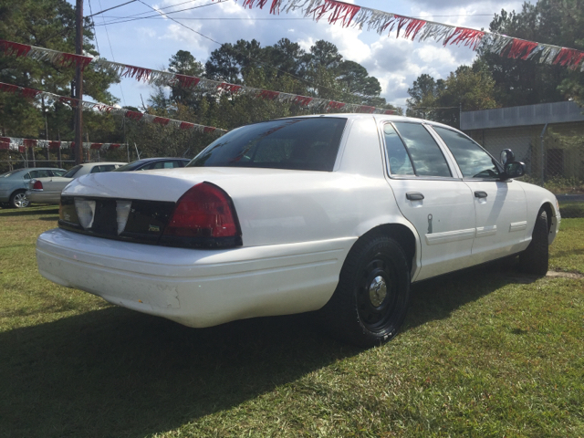 2010 Ford Crown Victoria Police Interceptor 4dr Sedan (3.27 Axle) - Florence SC