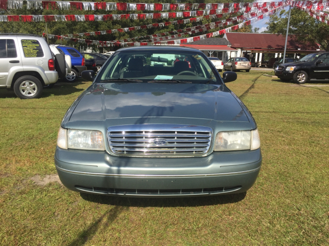 2005 Ford Crown Victoria Police Interceptor (3.27 Axle) 4dr Sedan w/ Side air bags - Florence SC