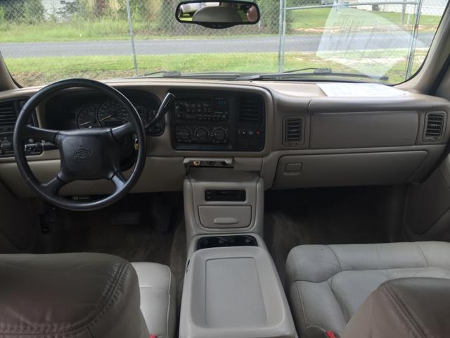 2002 Chevrolet Suburban 1500 LT 4WD 4dr SUV - Florence SC
