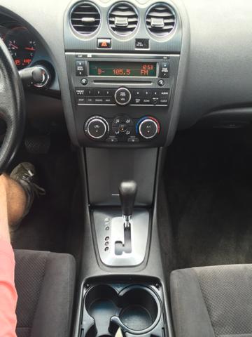 2009 Nissan Altima 2.5 S 4dr Sedan CVT - Florence SC