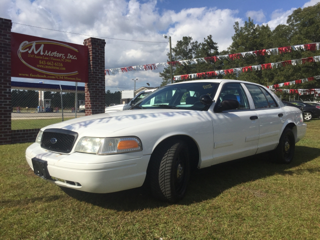 2009 Ford Crown Victoria Police Interceptor 4dr Sedan (3.27 Axle) - Florence SC