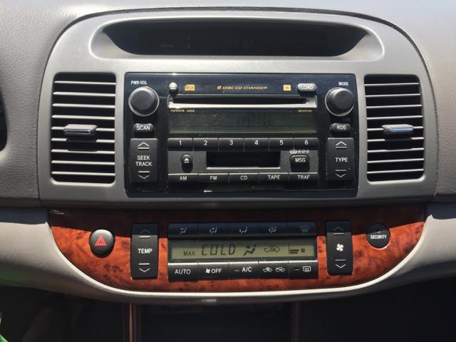 2003 Toyota Camry XLE 4dr Sedan - Florence SC