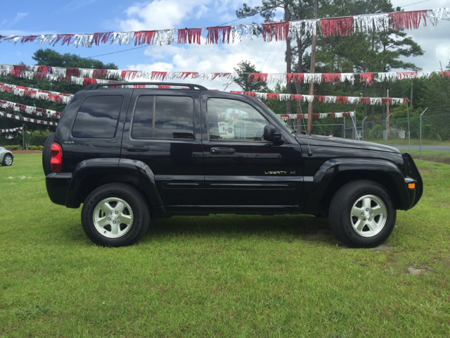 2002 Jeep Liberty Limited 4dr 4WD SUV - Florence SC