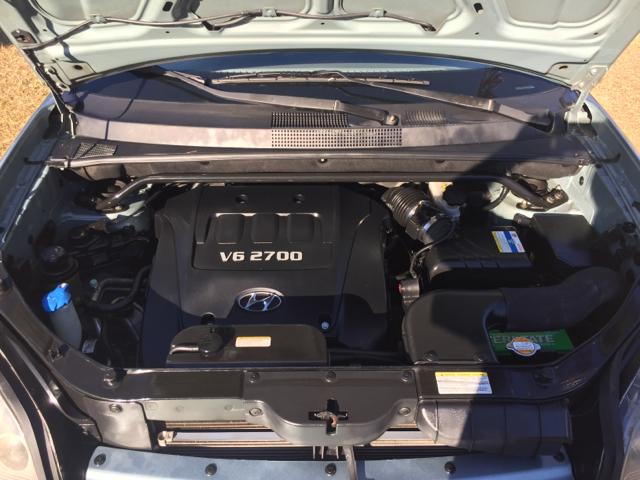 2007 Hyundai Tucson Limited 4dr SUV 4WD - Florence SC