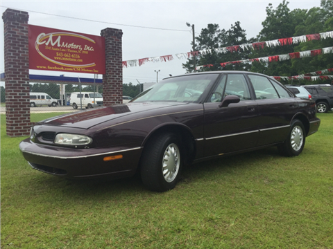 1996 Oldsmobile Eighty-Eight for sale in Florence, SC