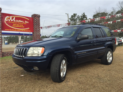 2001 Jeep Grand Cherokee For Sale Emporia Ks
