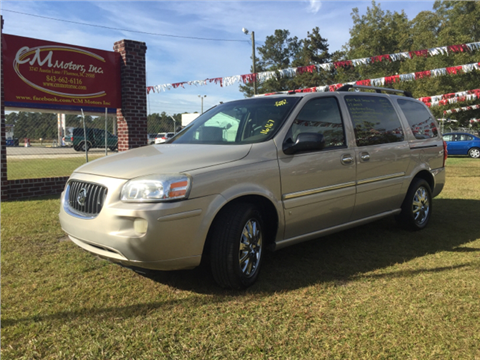 2007 Buick Terraza for sale in Florence, SC