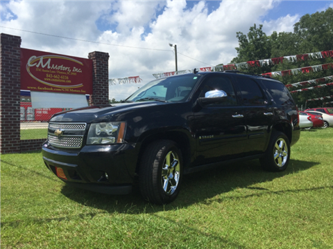 2008 Chevrolet Tahoe for sale in Florence, SC