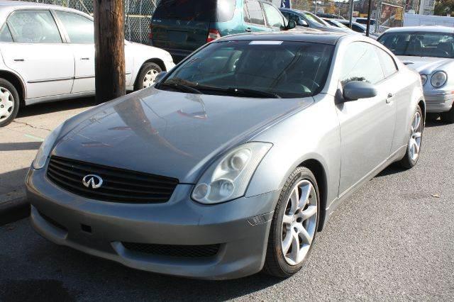 2004 Infiniti G35