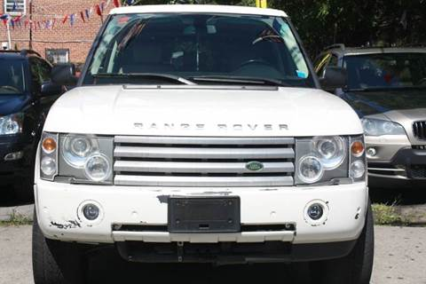 2004 Land Rover Range Rover for sale in Brooklyn, NY