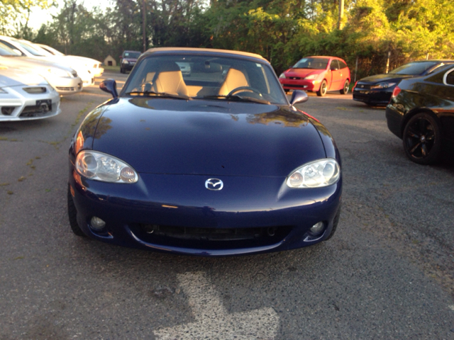 2001 mazda mx 5 miata ls 2dr roadster in charlotte nc cross city motors. Black Bedroom Furniture Sets. Home Design Ideas