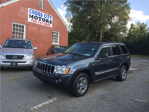 2006 Jeep Grand Cherokee for sale in Charlotte, NC