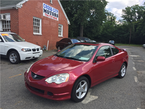 2002 Acura RSX for sale in Charlotte, NC