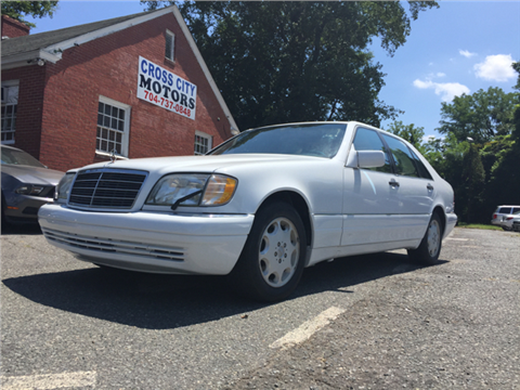 1995 Mercedes-Benz S-Class for sale in Charlotte, NC