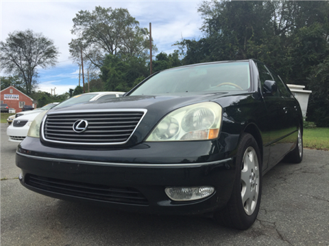 2001 Lexus LS 430 for sale in Charlotte, NC