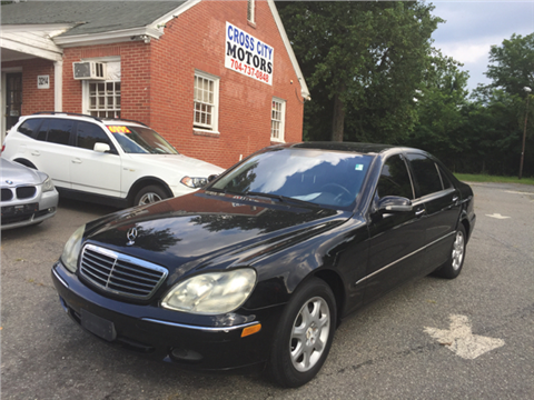 2002 Mercedes-Benz S-Class for sale in Charlotte, NC